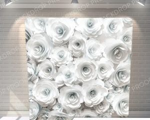 Pillow_3DWhiteFlowers_G-Copy-300x276